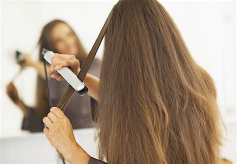 Hair Dryer To Fix Water Damage how to fix hair ends livestrong