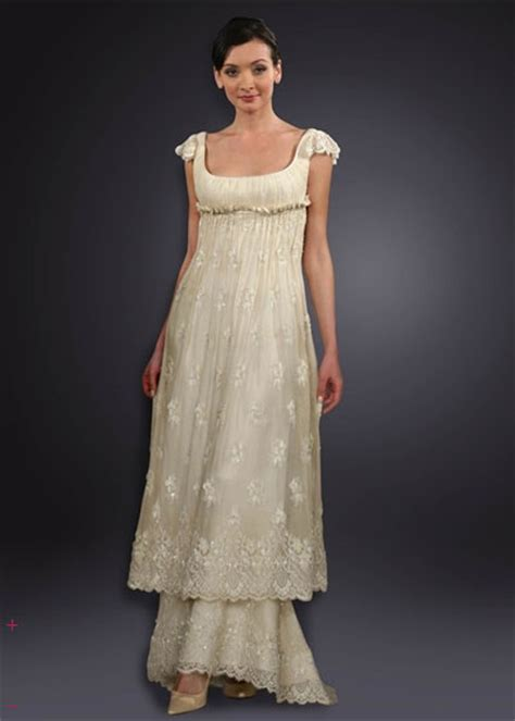 Vintage Wedding Dresses 2009 by Wedding Dress Designer Langner Wedding Inspirasi