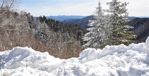 Celebrate Winter Magic In The Great Smoky Mountains In A Charming Rustic Cabin In Gatlinburg Tennessee Fashiontribes Travel by Winter Gatlinburg Tn