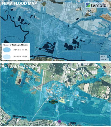 hurricane matthew causes record flooding matching fema