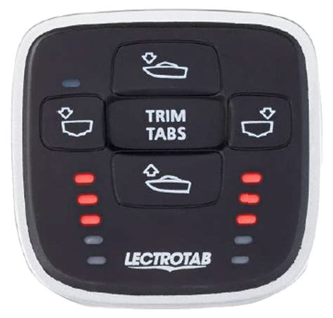 manual boat trim tabs lectrotab automatic leveling control mlc for boat trim tabs