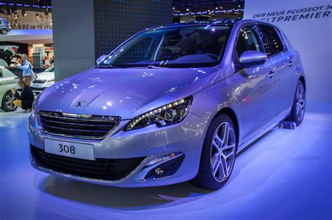 peugeot showroom peugeot 308 in the showroom wallpapers and images