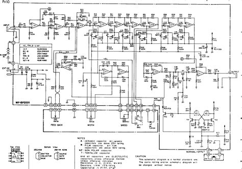 ibanez ts9 screamer schematic ibanez get free image