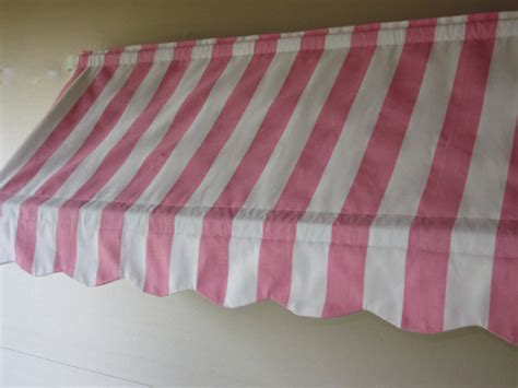 Indoor Window Awnings by Custom Made Indoor Awning 14 1 2 High And 51 To 70 By Dlhord