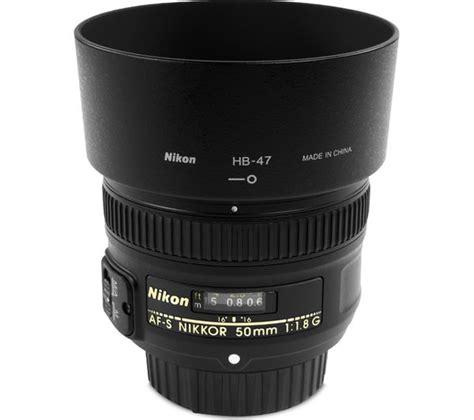 Af S Nikkor 50mm F 1 8g buy nikon af s nikkor 50 mm f 1 8g standard prime lens