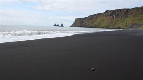 arena negra las playas de arena negra de vik ruta 33