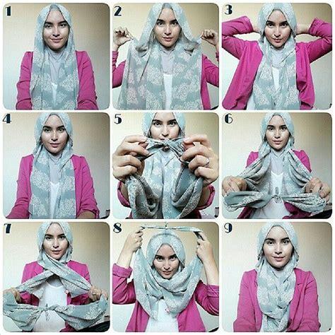 tutorial pashmina labuh depan belakang 10 best cara pakai shawl tudung labuh yang cantik dan