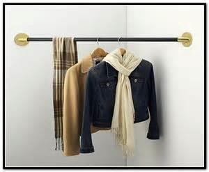 corner closet rod home design ideas