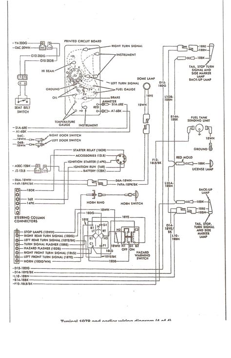 1978 dodge ram wiring harness