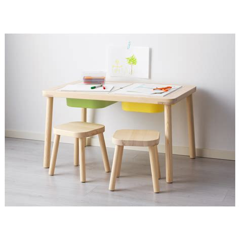 ikea kids desk flisat children s table 83x58 cm ikea
