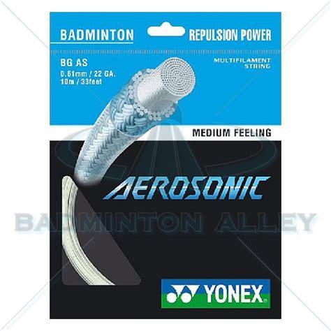 Senar Badminton String Badminton Bg 66 Yonex yonex bg as bgas aerosonic badminton string