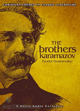 the brothers karamazov books dostoyevsky crime and the unification of
