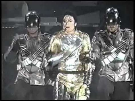 Michael Jackson History World Tour Munich 1997 1 4 michael jackson history world tour live in munich germany 1997 unedited 1 part of concert