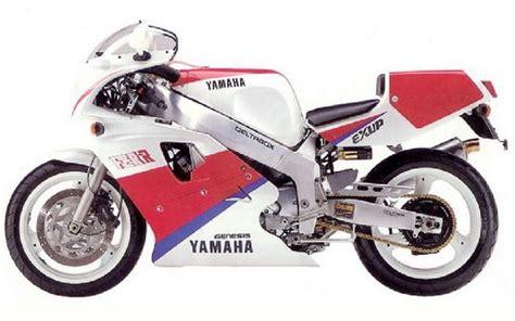 Yamaha Fzr 600 3he Aufkleber by Das Fz750 Classic Superbike Projekt Der Umbau