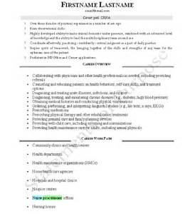 Anesthetist Cover Letter by Mystatementofpurpose Best Resume Cv And Cover Letter Sles That Get Results