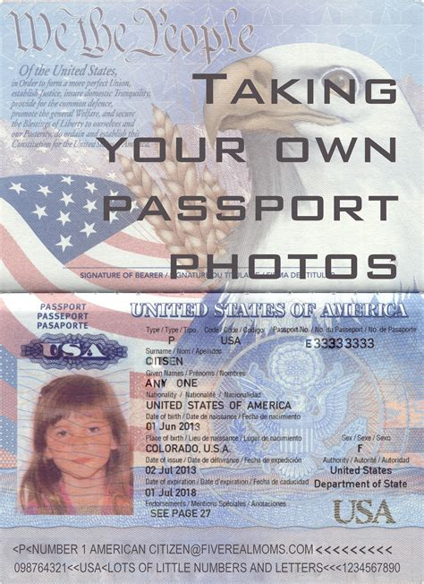 u s passport want to take your own u s passport photos five real moms