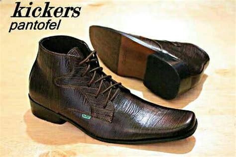 Sepatu Pria Kickers Seller Boots 3 Variant 39 43 jual sepatu pantopel jenggel kickers kulit nabato shoes nabato shoes