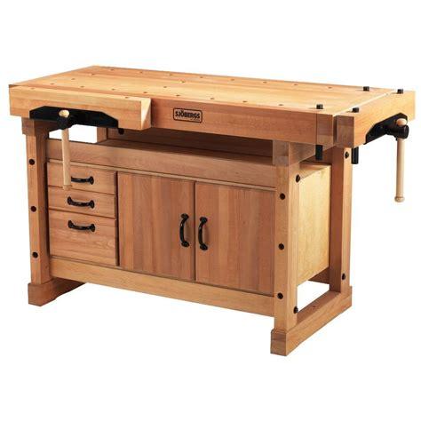 8 foot storage cabinet sjobergs elite 4 ft x 6 in workbench with storage