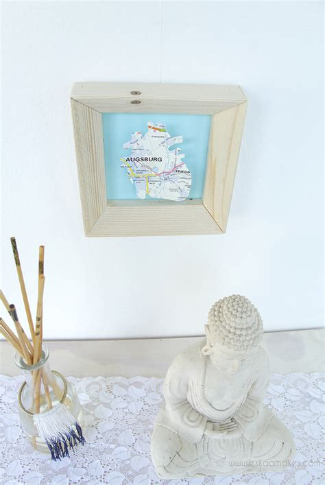 Themed Wall Decor by Map Themed Wall Decor Look What I Made