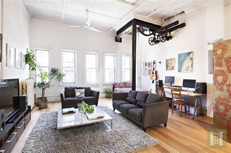 Brick Wall Apartment spacious penthouse loft in soho designed as an escape from