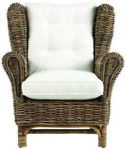 wicker furniture indoor