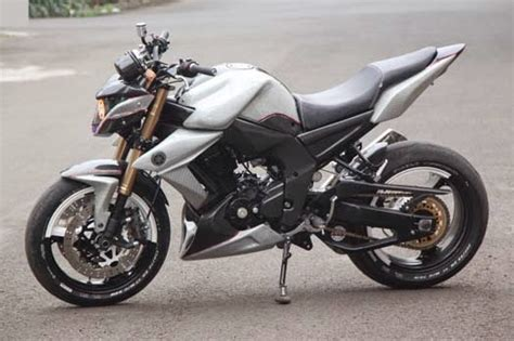 gallery modification yamaha byson street fighter
