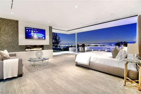 large bedrooms 49 exuberant pictures of tv s mounted above gorgeous