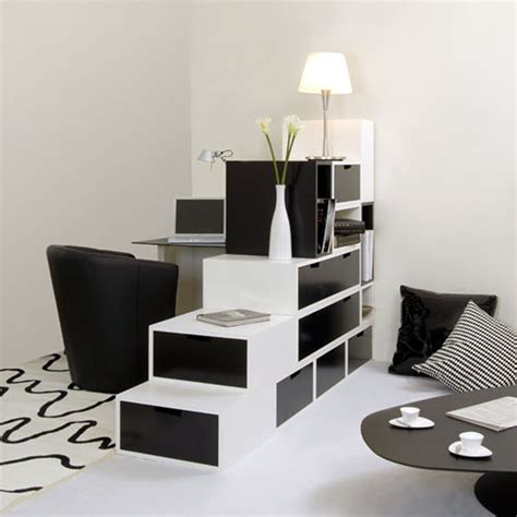 black and white contemporary interior design ideas for