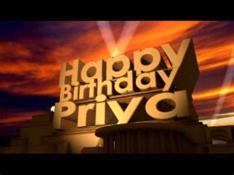 marianne design happy birthday happy birthday priya youtube
