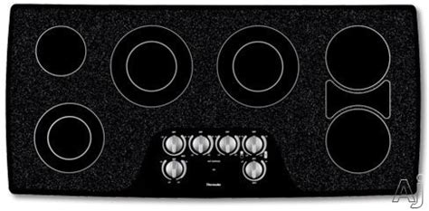 45 inch cooktop thermador cem456cb 45 inch smoothtop electric cooktop with