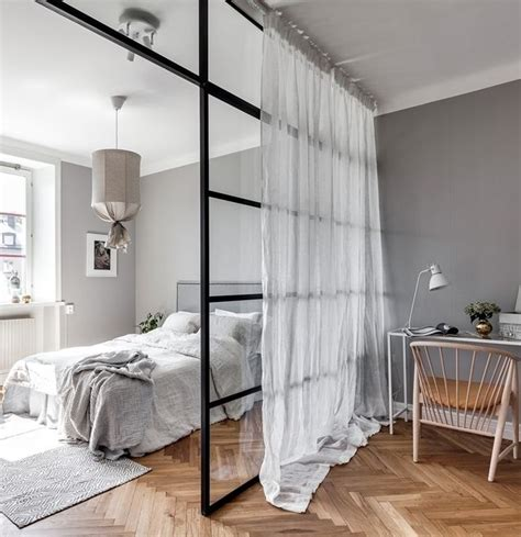 bedroom partitions 1000 ideas about studio apartment partition on pinterest