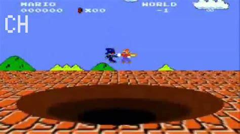 Anime 8 Bit Vs 10 Bit by Amv 4 Mario Sonic Vs Mecha Sonic 8 Bit Version