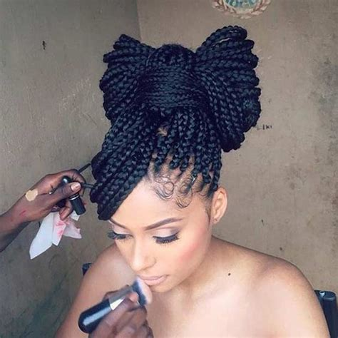 35 Gorgeous Poetic Justice Braids Styles