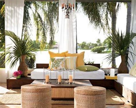 tropical decor balcony decorating ideas interior design