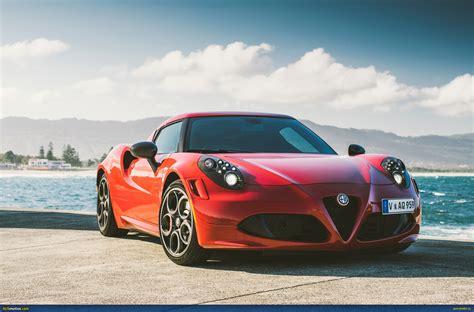 Alfa Romeo Australia by Ausmotive 187 Alfa Romeo 4c On Sale In Australia