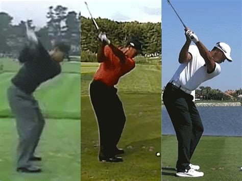 tiger woods swing change why winter is great for golf adam young golf