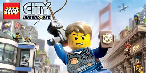 Switch Lego City Undercover 1 lego 174 city undercover nintendo switch nintendo