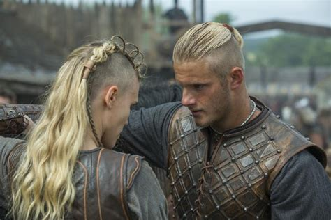 who is short blonde viking on vikings vikings season 3 spoilers will bjorn and porunn get