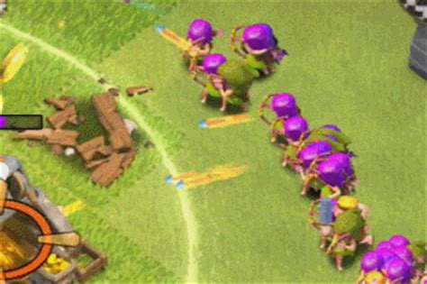 Coc Barbarian Lev 7 clash of clans getting in your butthole and then