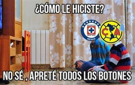 Memes Cruz Azul Vs America - cruz azul vs pumas memes images