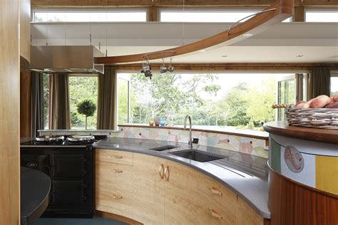 curved kitchen islands ingenious crafted kitchens from johnny grey