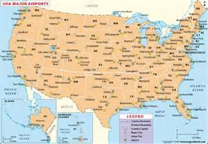 usa airport map ideas for the next trip trips