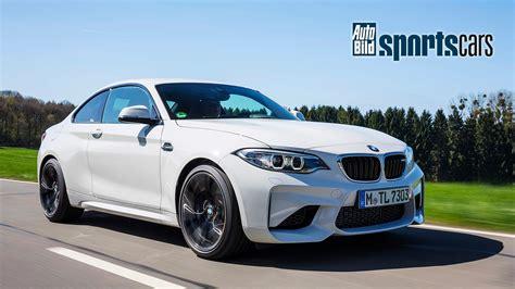 Auto Bild Sportscars 2 2016 bmw m2 fahrbericht review test auto bild