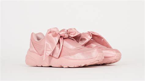 Pma Rihana Pink x fenty rihanna bow pink the sole supplier