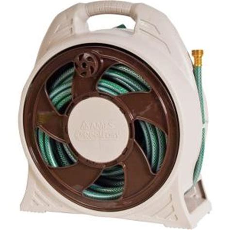 ames  ft cassette portable hose reel  hose