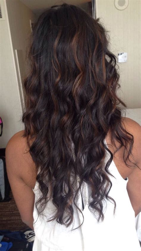 Black And Brown Hairstyles by Top Balayage Hairstyles For Black Hair