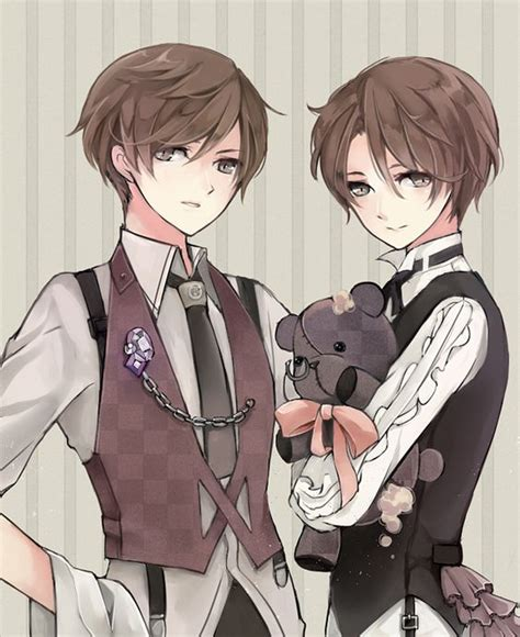 Anime 7 Brothers by Italy Brothers Hetalia Cowlick