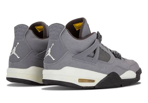 Air 4 Cool Grey 2019 by 4 Cool Grey 308497 001 2019 Release Date Sneakernews