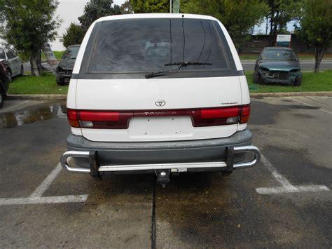 1993 toyota rear bumper 1993 toyota tcr10 tarago rear bumper s n v6828 bh6511 ebay