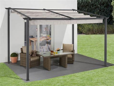 Gartenpavillon 3x4 Wasserdicht